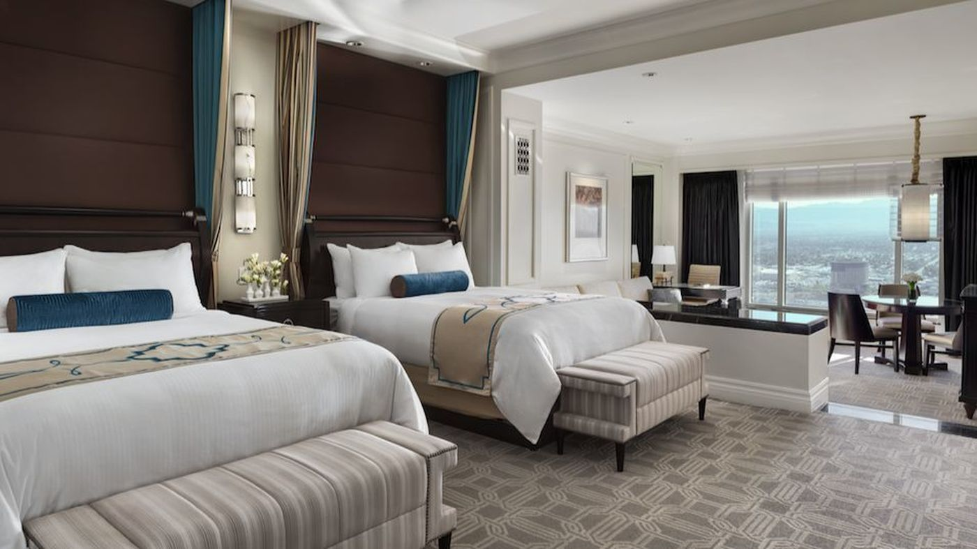 Las Vegas' Palazzo updates its casino and rooms and adds a