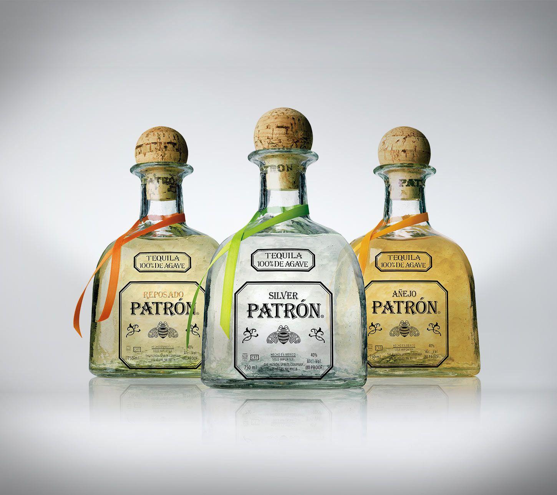 Patrón de agave Tequila