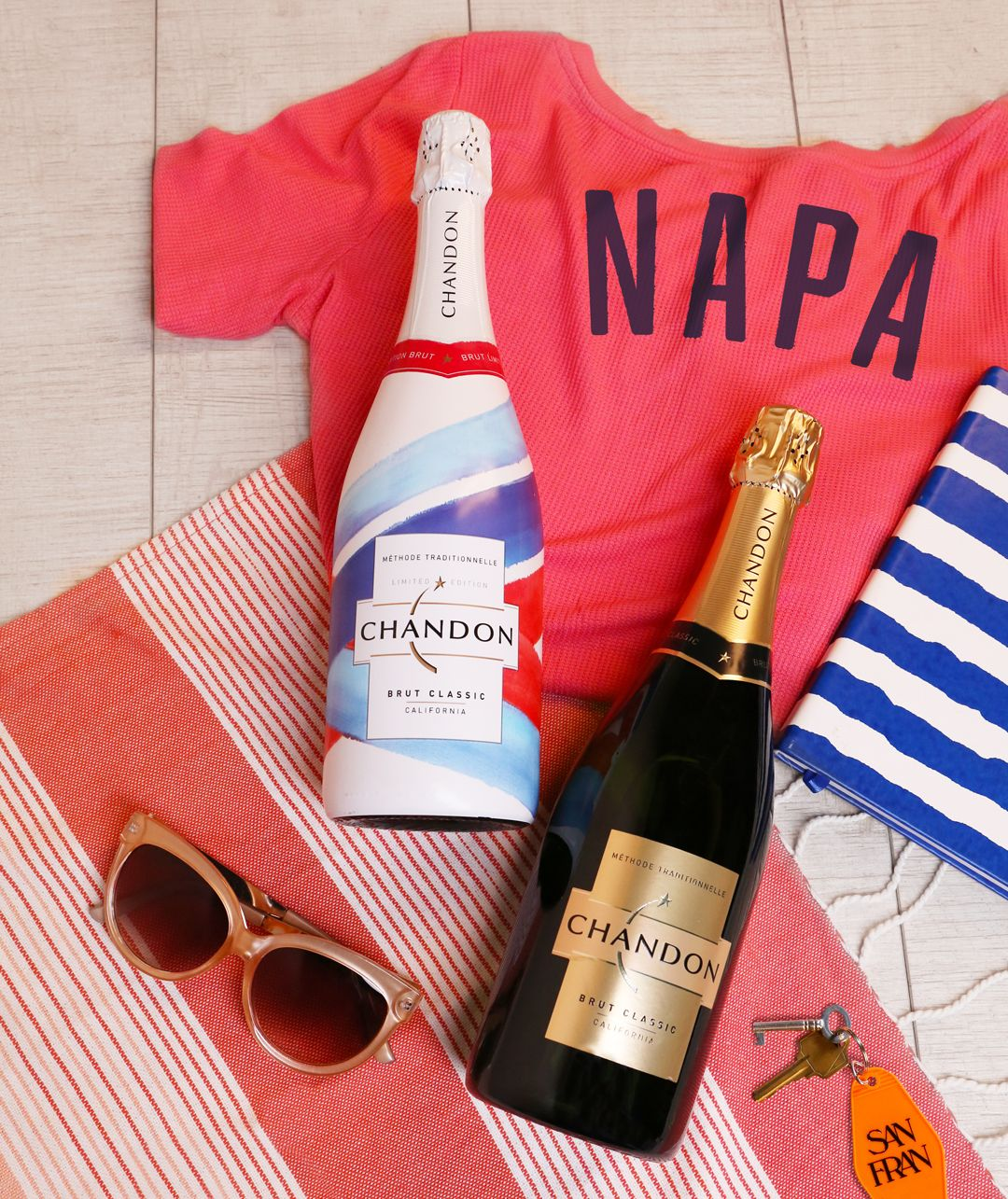 Goin Back To Our Roots In Napa This Summer And We Can T Forget To Bring The Chandon American Summer Limited Edition Bottle Chandon Sparkling Wine Wine Making