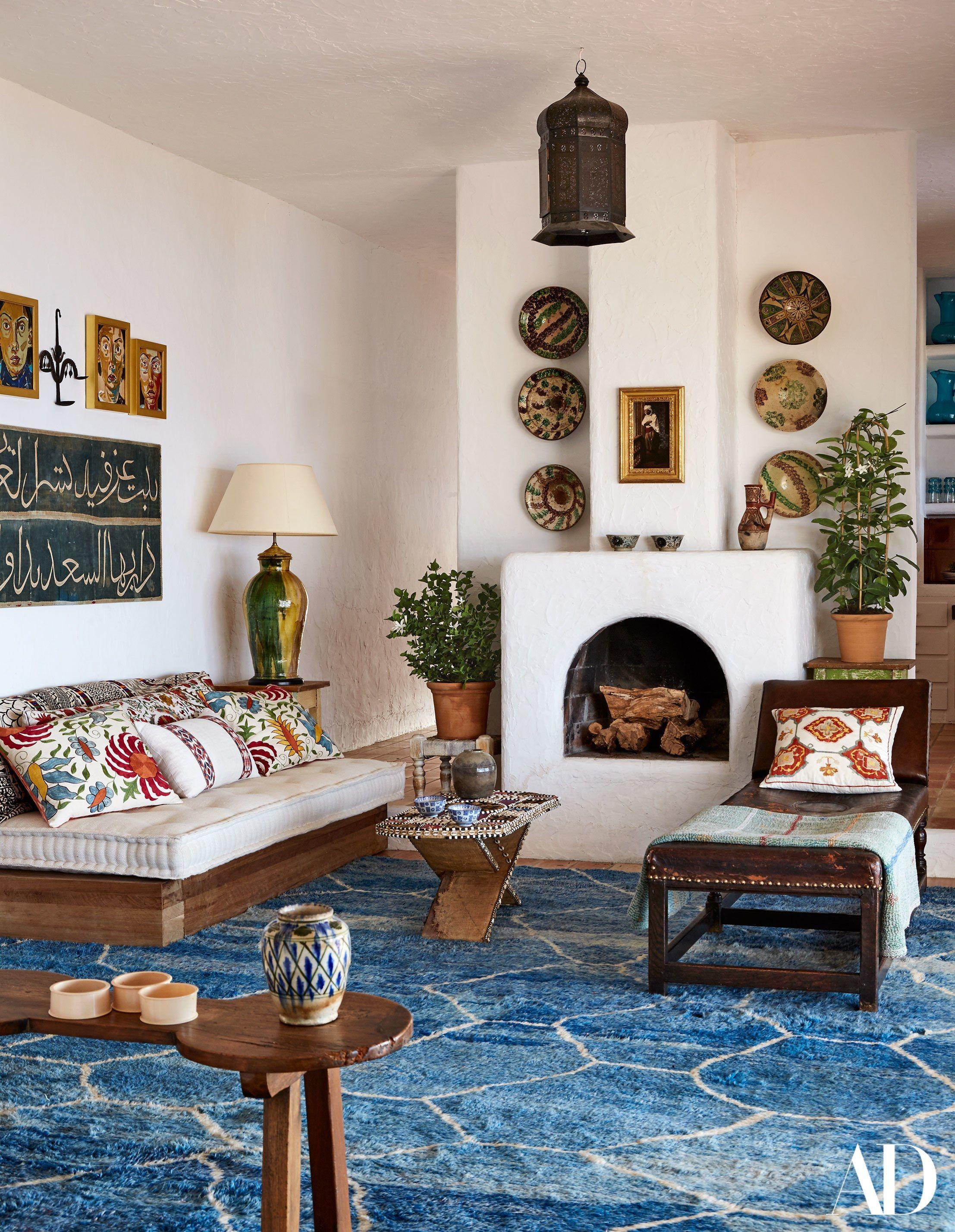 Escape To Daniel Romualdez S Oasis In Ibiza Architectural Digest  # Muebles Nomad Ibiza