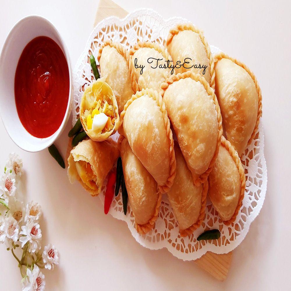 Resep Jalangkote Apakah Sama Dengan Pastel Makanan Adonan Masakan