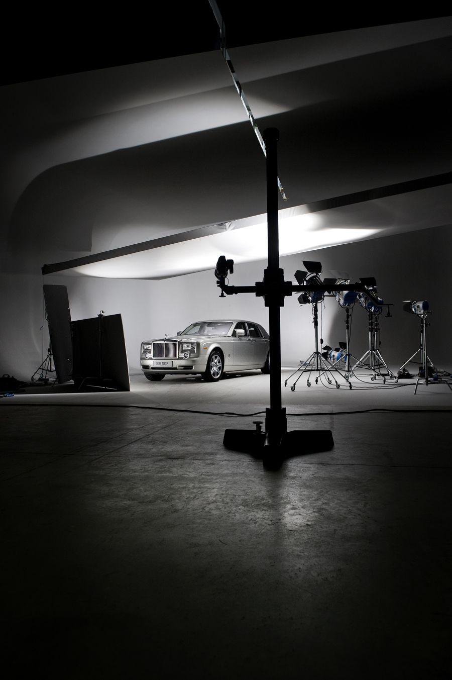 Tim Wallace Car Photography Fotostudio Beleuchtung Fotostudio Fotos