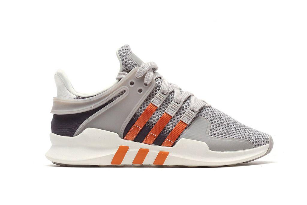 adidas eqt support adv grey orange