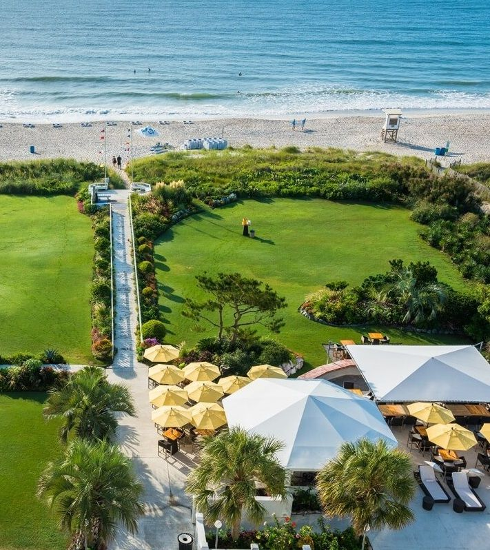 Wrightsville Beach In North Carolina Is Surrounded By Salt Marshes And Sandy Barrier Islands A North Carolina Beaches North Carolina Resorts Wrightsville Beach