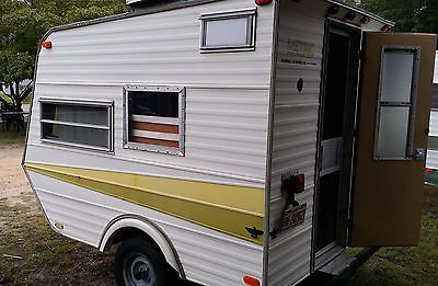 Old Pull Behind Campers Metric Camper Trailer Small Pull Behind