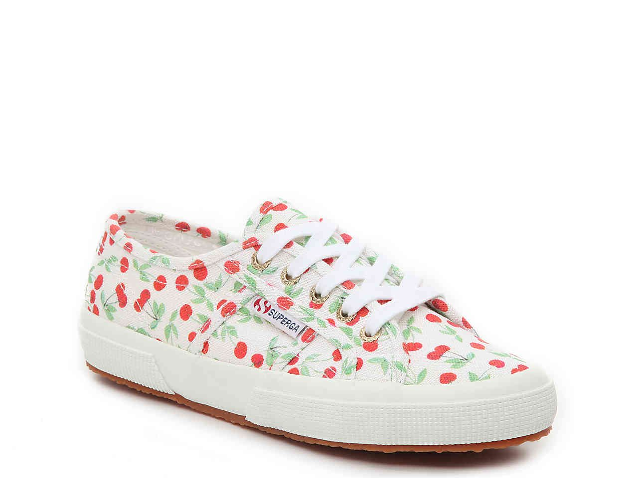 Superga 2750 Linen Sneaker Women's
