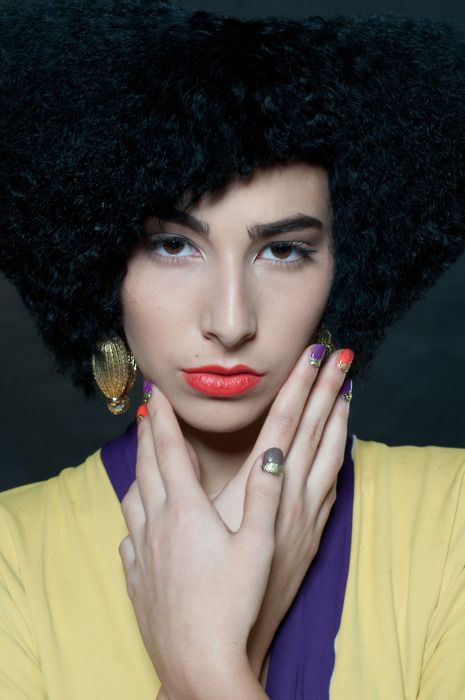Nail Tite for Nic*Fish 2012-13 Collection 'Miss Mojo'