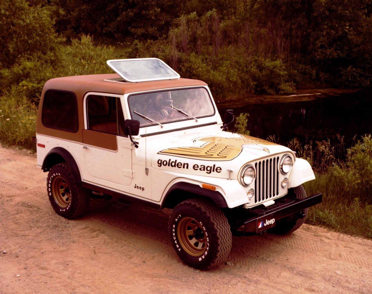 Jeep Cj7 Golden Eagle 1976 Jeep Cj Vintage Jeep Classic Jeeps