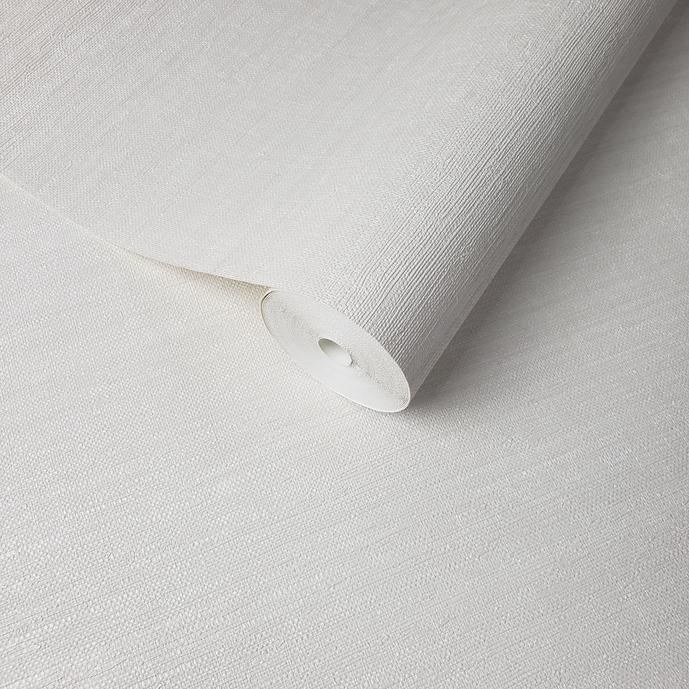 WM8800001 Modern Wallpaper Off White Cream faux grasscloth