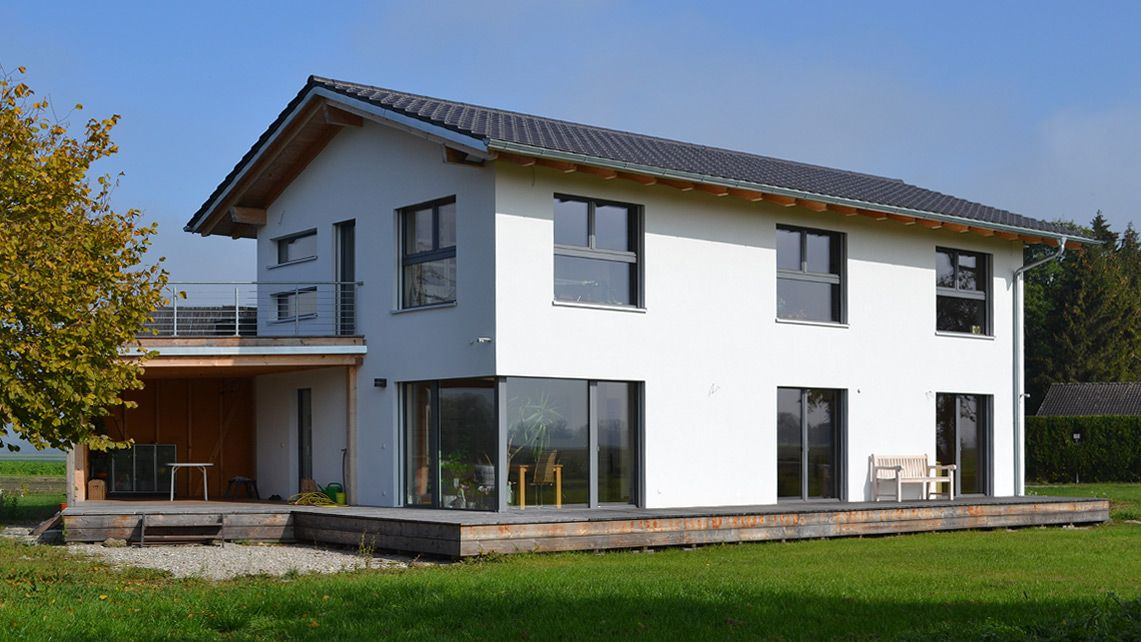 Einfamilienhaus in Eichenried