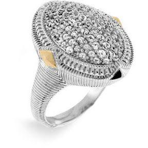 spectacular twi star this judith ripka ring sorta looks like bella us twilight wedding ring - Twilight Wedding Ring