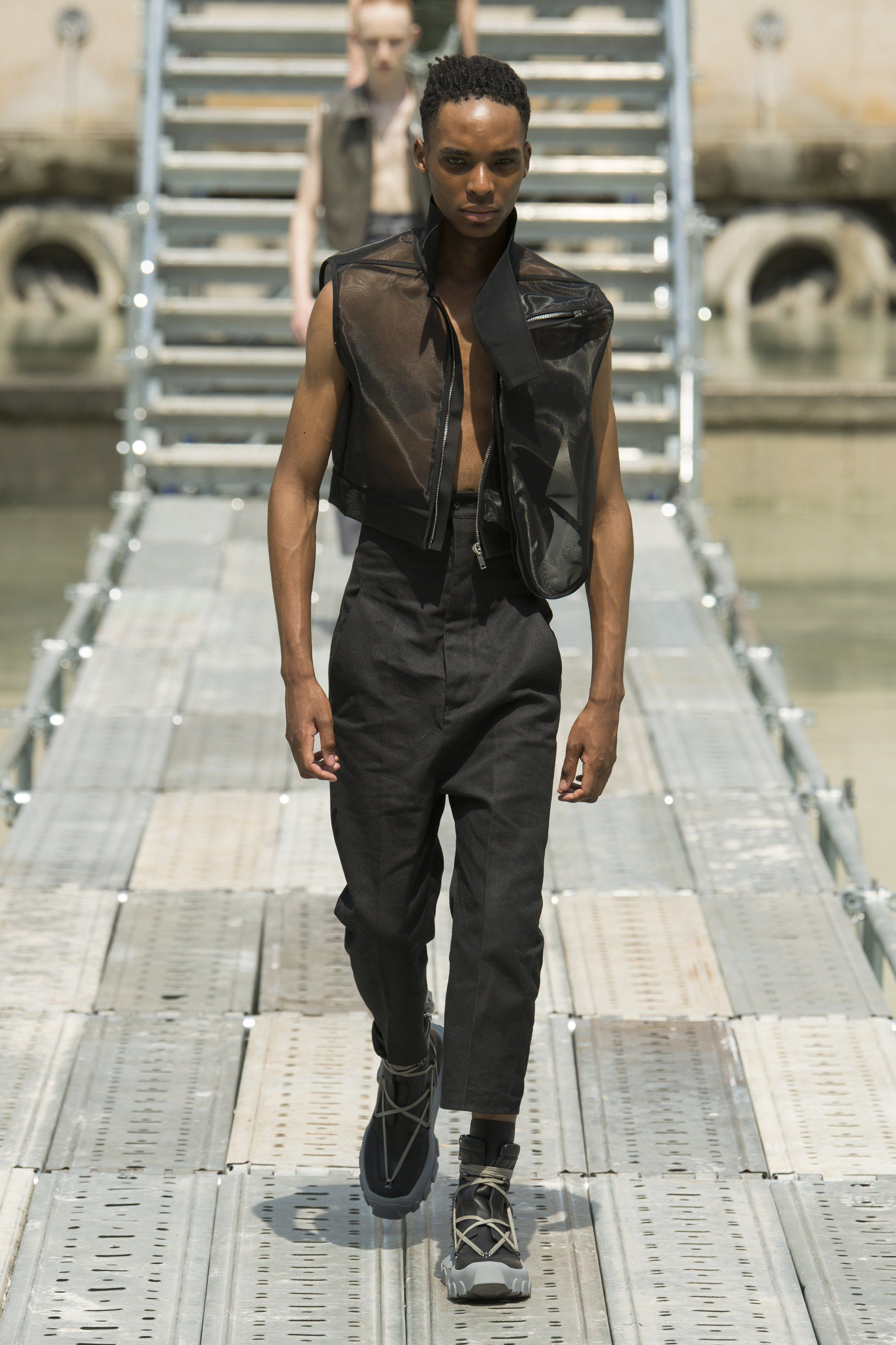 Rick owens fashion show 2018