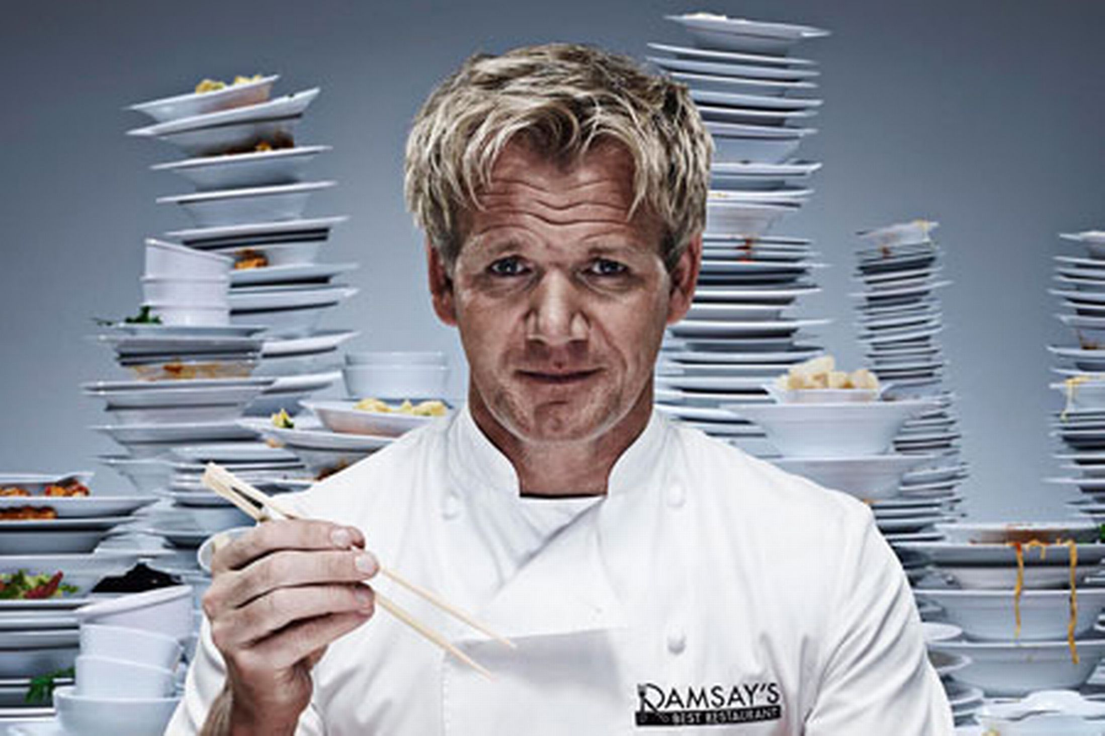 Fedup Gordon Ramsay moving to LA Chef gordon ramsay