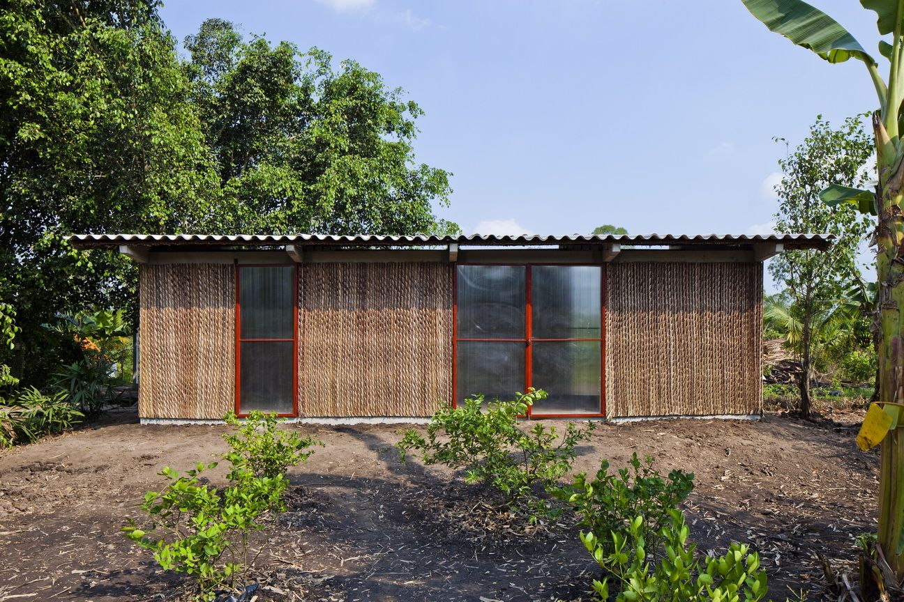 Affordable Prefab House Project in Vietnam: S-House 2 Costs US$4000 ...