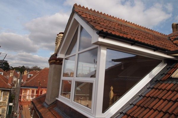 Loft Conversion Bristol And Bath C A Johnson Ltd Dachausbau