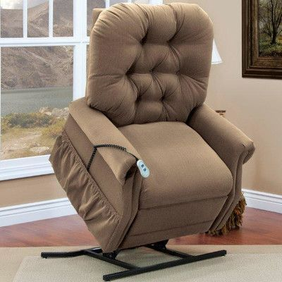 Med Lift 35 Series Two Way Reclining Lift Chair Vibration And Heat