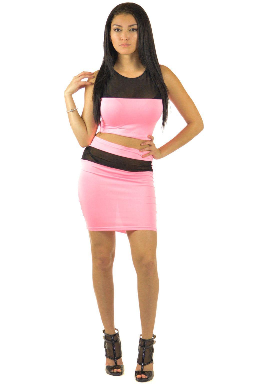 Sugar Rush Pink Dress | Vestiditos