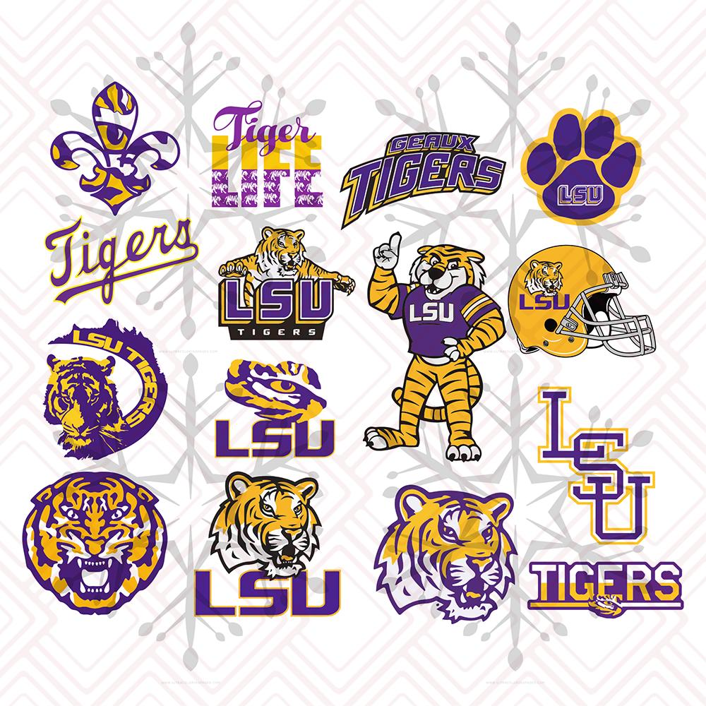 Lsu Tigers Svg Lsu Logo Svg Lsu Football Svg Louisiana Team Svg Mike The Tiger Svg Ncaa Fbs Logo Louisi In 2020 Lsu Tigers Football Lsu Tigers Logo Football Logo