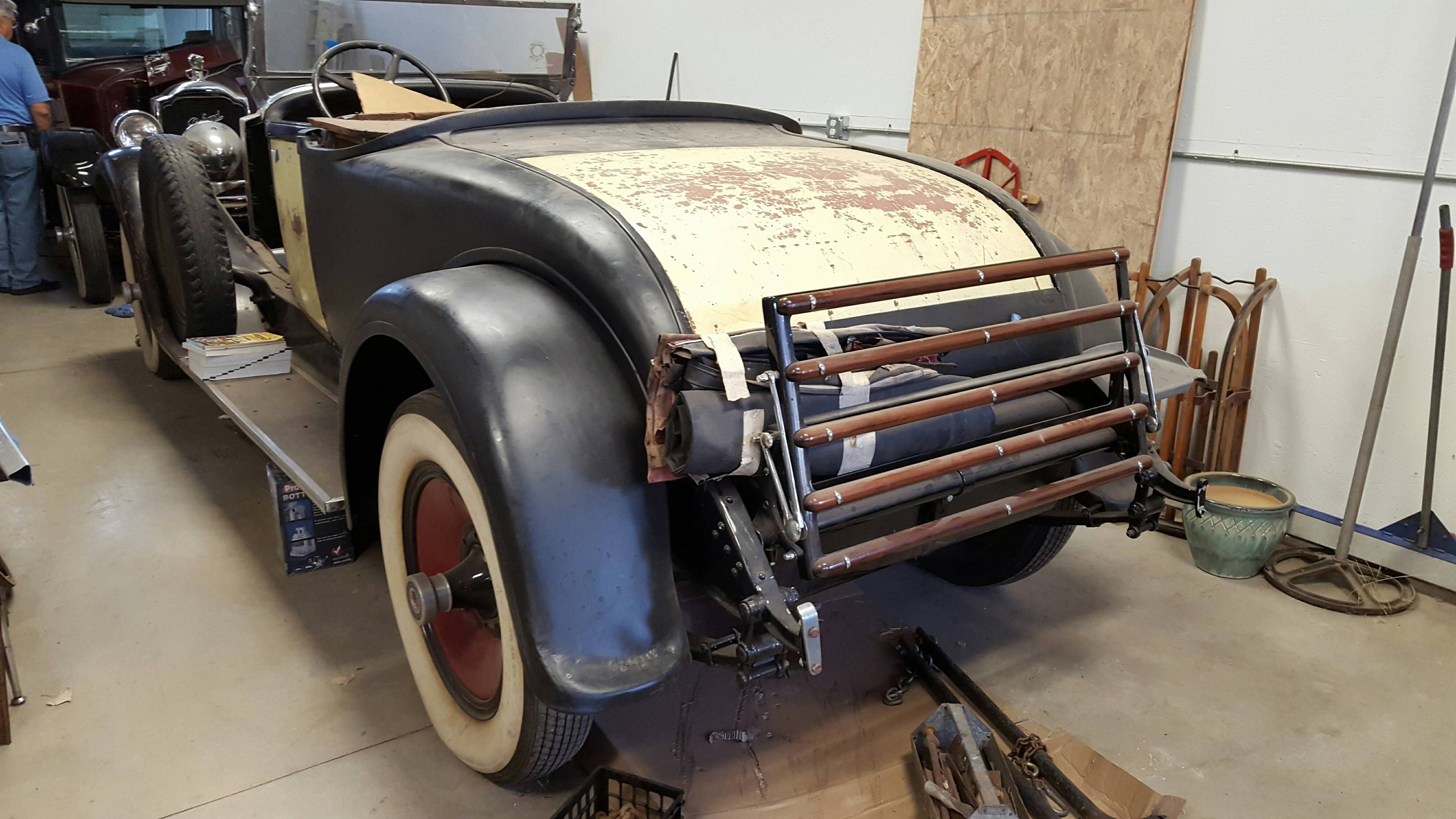 Very Rare 1930 Packard 740 Roadster For Sale Roadsters Packard Sale