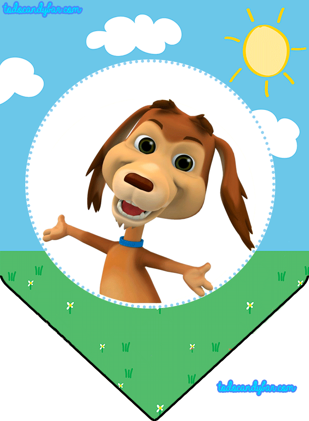 Nuevo Kit Imprimible De Perro Chocolo Para Descargar Editar E Imprimir Completamente Gratis Disenos Qu Perro Chocolo Perro Chocolo Cumpleanos Kit Imprimible