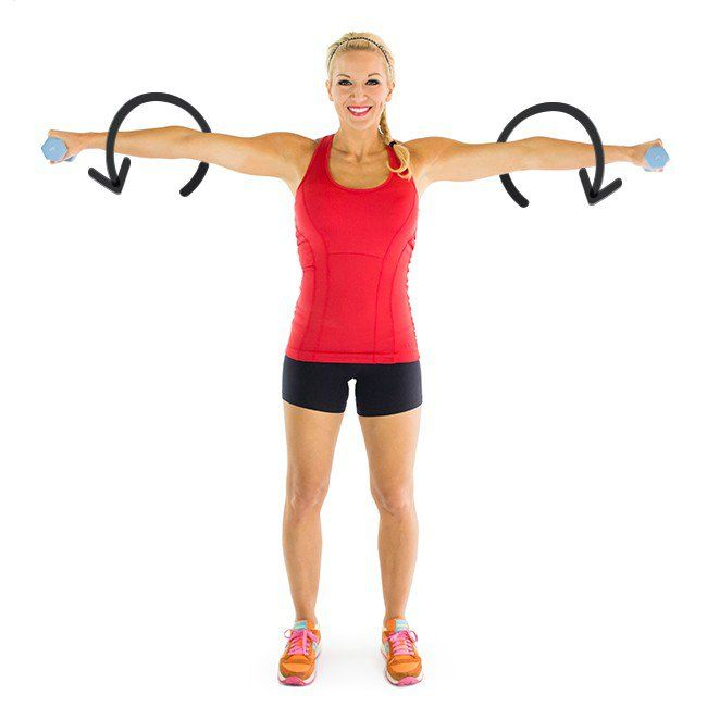 Free Weights Exercises: 17 Free Weight Exercises For Toned Arms [VIDEO]