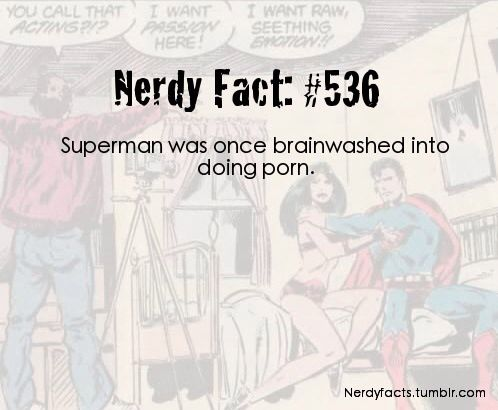 Superman trivia | Entertainment Trivia  Movies and other shit