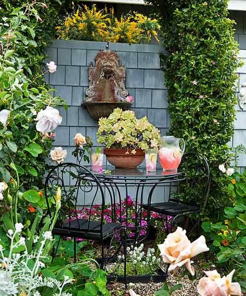 114 Best Garden Images On Pinterest: Best 25+ Wall Fountains Ideas On Pinterest