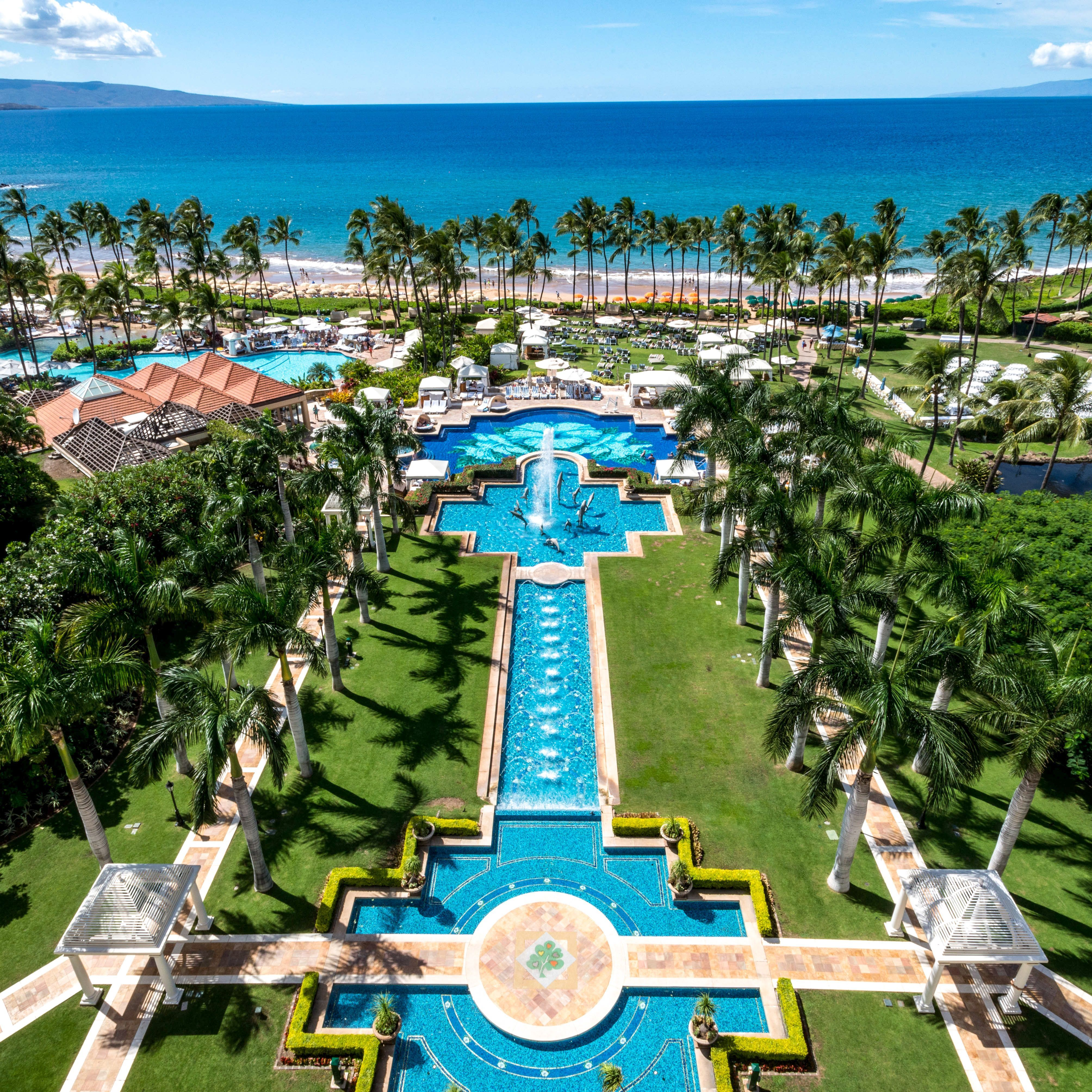 Hands Down The Most Amenity Packed Resort On Maui The Grand