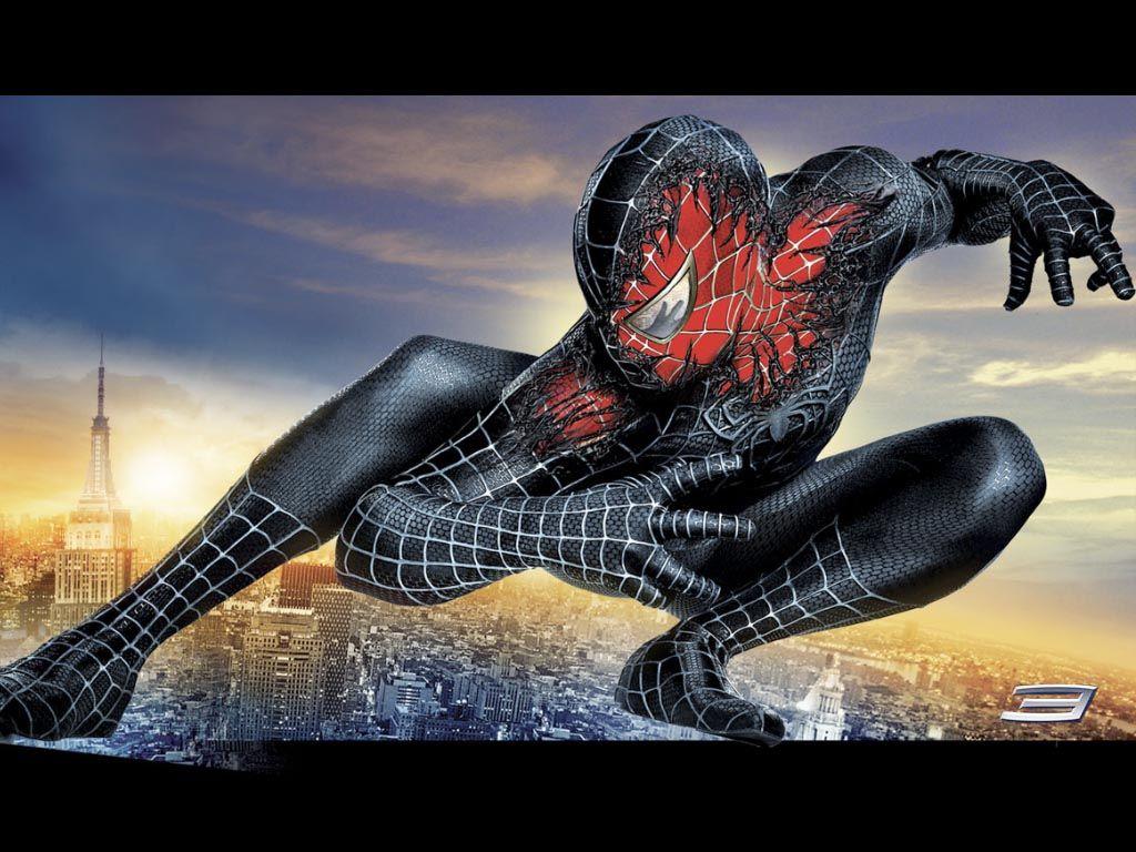 Wallpaper Spiderman 3 Hd Infotainment Buzz Hd Desktop