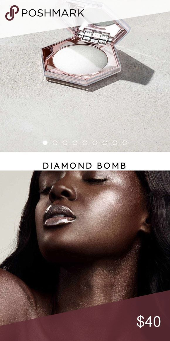 BRAND NEW JUST RELEASED FENTY BEAUTY DIAMONDBOMB BRAND NEW JUST RELEASED FE