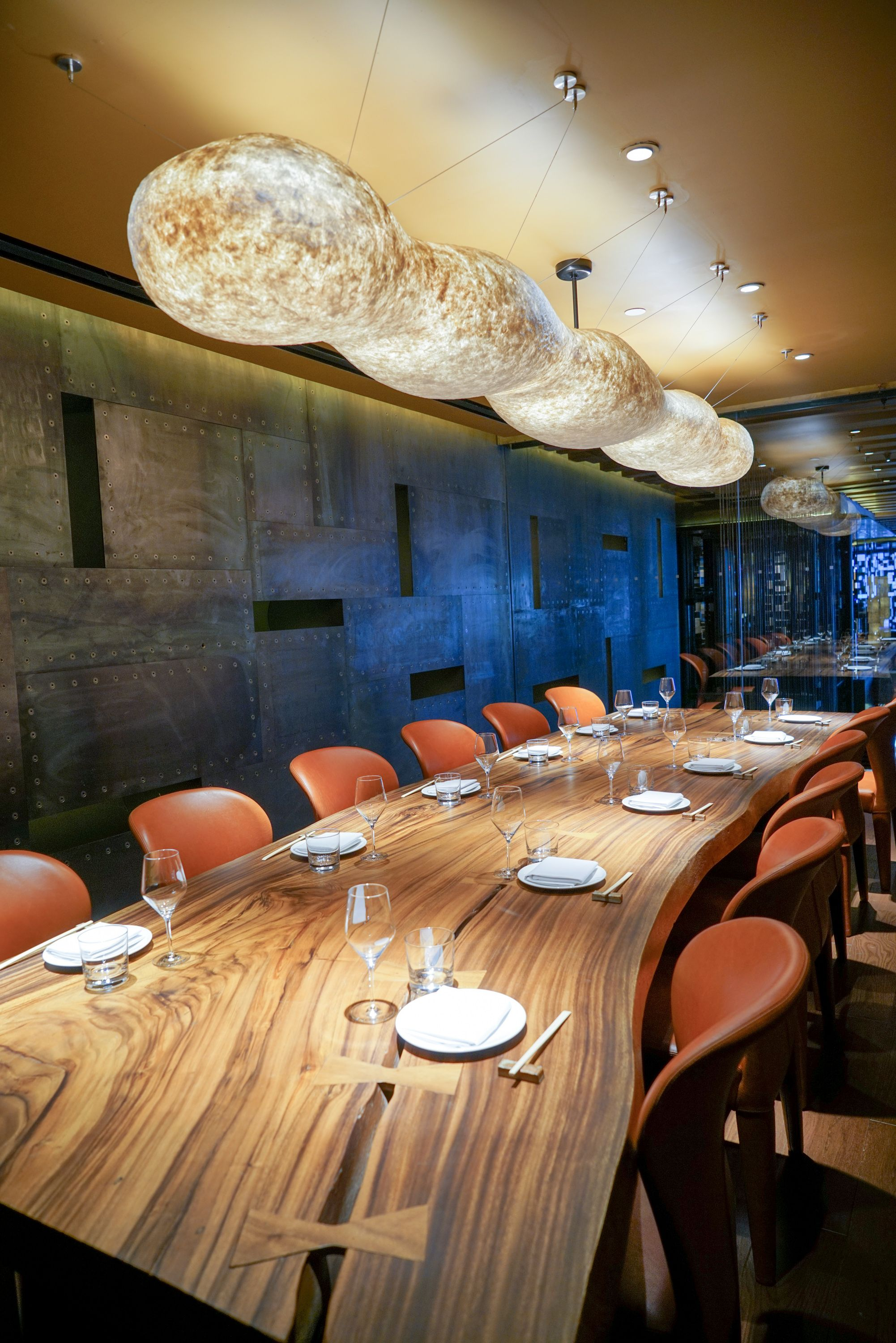 Ume Private Dining Room Zuma Ny
