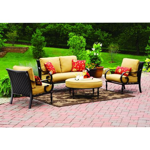 Better Homes And Gardens Outdoor Sectional Replacement Cushions