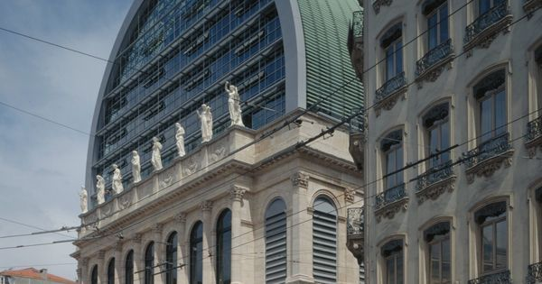 Les principales r alisations de l 39 architecte fran ais jean for Architecte francais