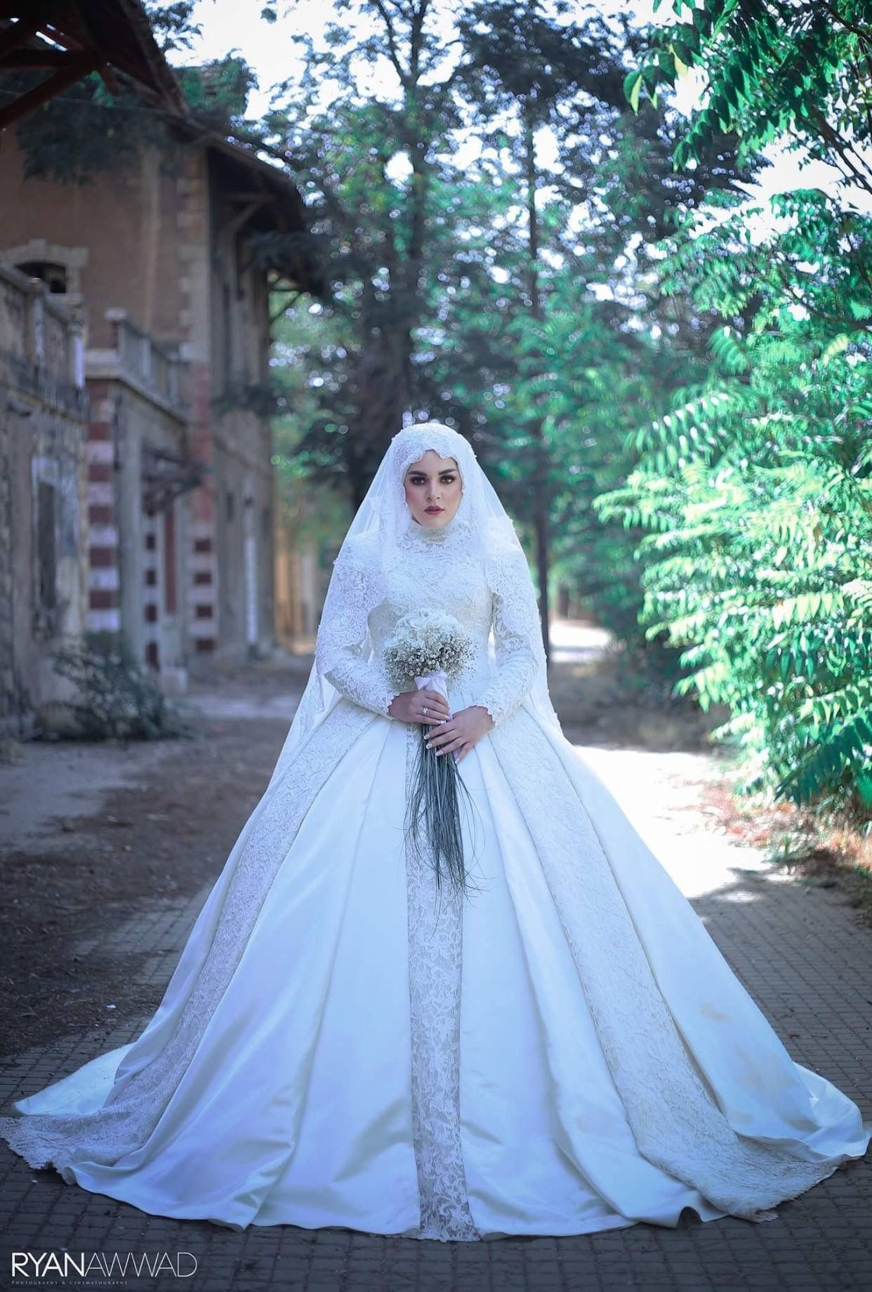Pin by Hande Yıldırım on Bridal | Pinterest | Hijab niqab, Muslim ...