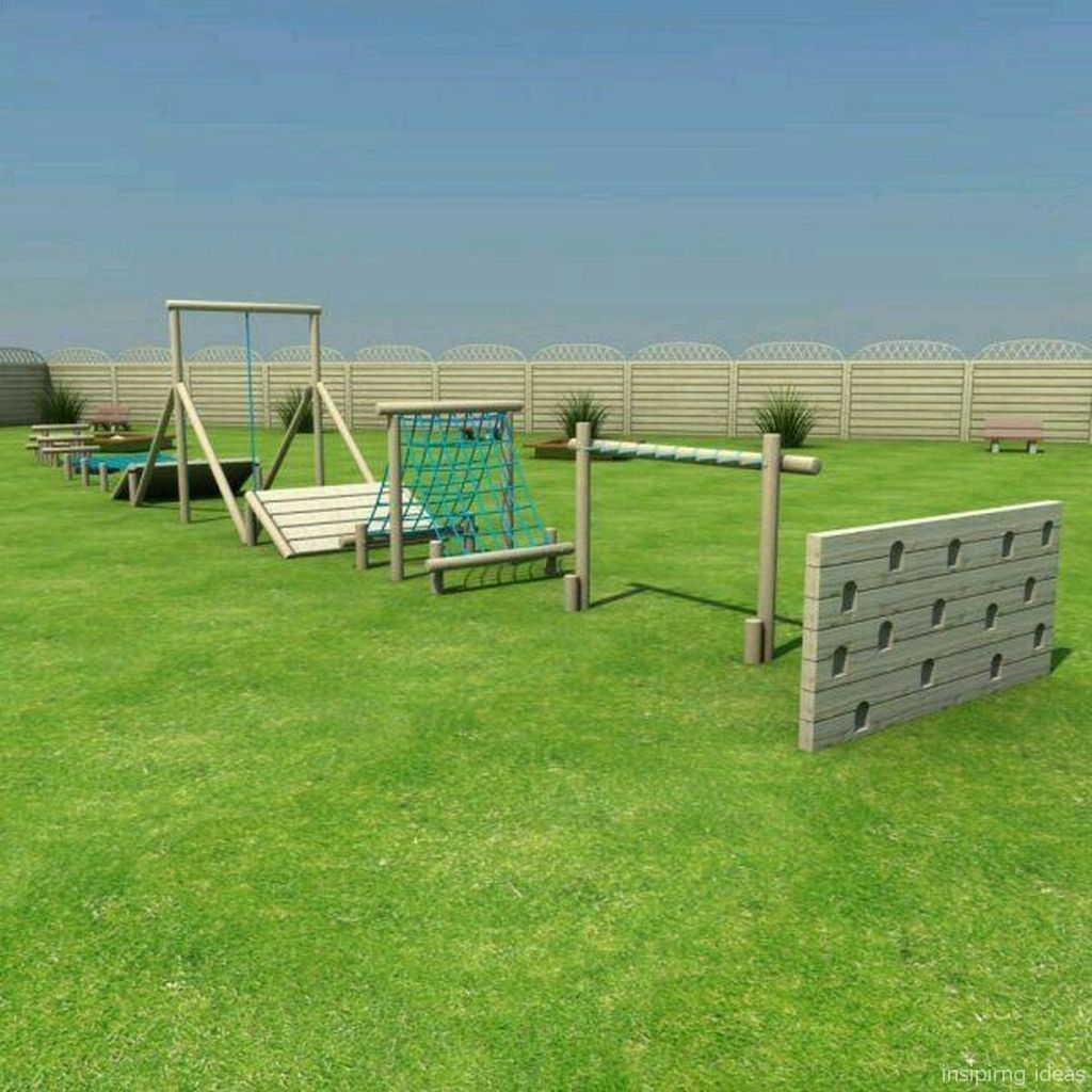 Awesome 145 Fun DIY Playground Ideas Https://roomaholic