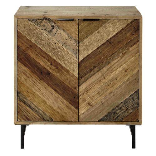 Recycled pine sideboard W 80cm esszimmer kommode Pinterest - esszimmer buffet