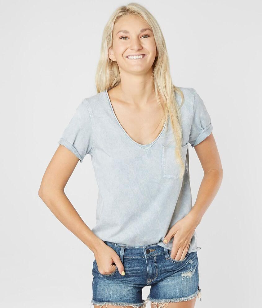 39140afd58d1e5 Gilded Intent Washed Raw Edge T-Shirt - Women's in 2019 | Products ...