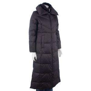 Anne Klein Full Length Down Coat : Women's Clothing from Overstock ...