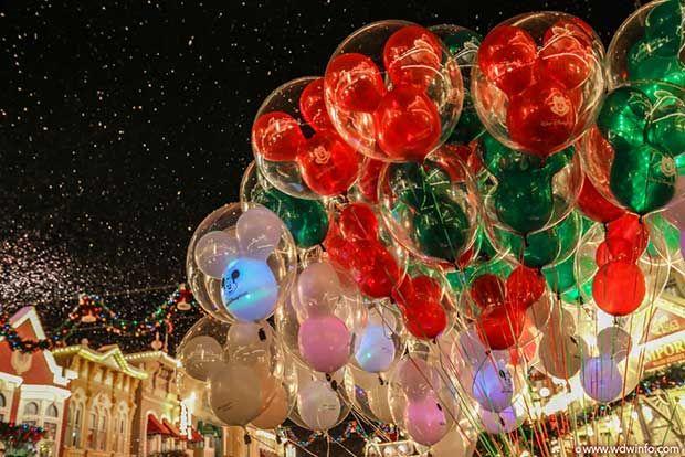 photo of mickey balloons on main st in the magic kingdom | Disney ...