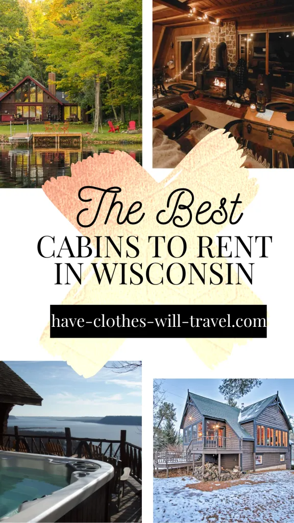 Awesome Cabins To Rent In Wisconsin For Your Next Getaway Romantic Getaways In Wisconsin Cabins In Wisconsin Wisconsin Travel