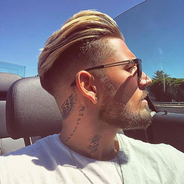 16 Neu Frisuren Manner Mittellang Nach Hinten Frisuren Manner Mittellang Haarschnitt Manner Haare Manner