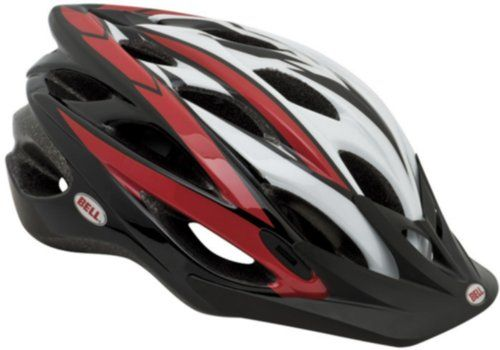 Bell Adult Explorer Helmet, Black/White/Red Flash Bell http://www.amazon.com/dp/B00B697QIS/ref=cm_sw_r_pi_dp_TSocxb1YQS3JY