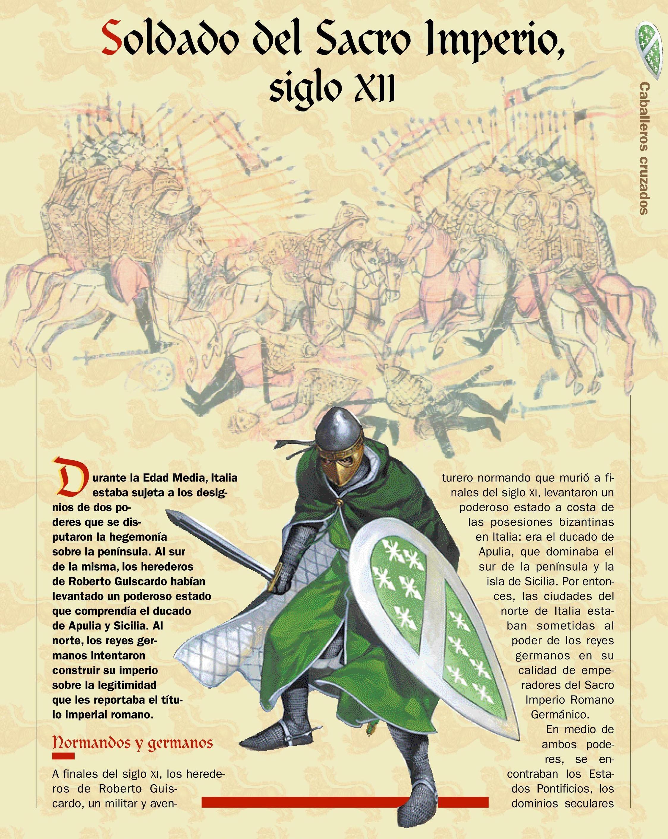 Soldado del Sacro Imperio (XII)