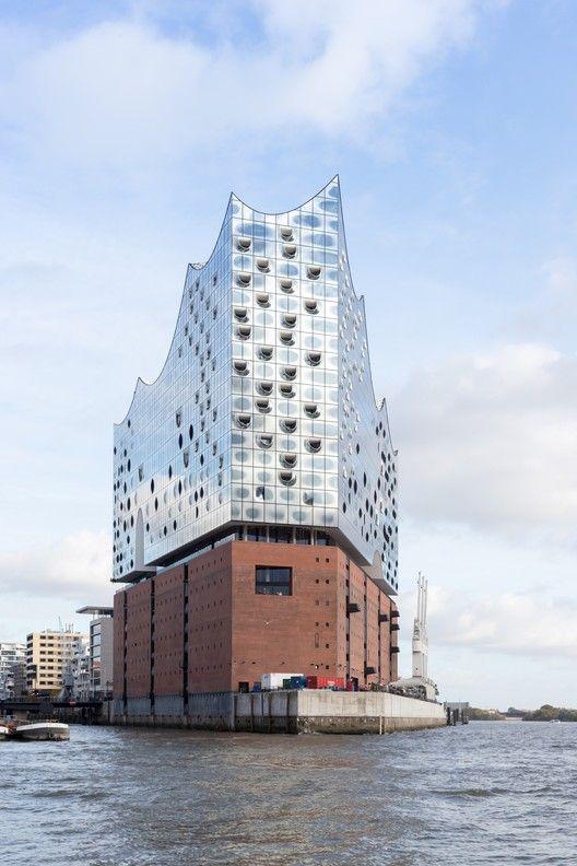 Elbphilharmonie Hamburg Herzog De Meuron Arquitectura Arquitectura Contemporanea Arquitectura Minimalista