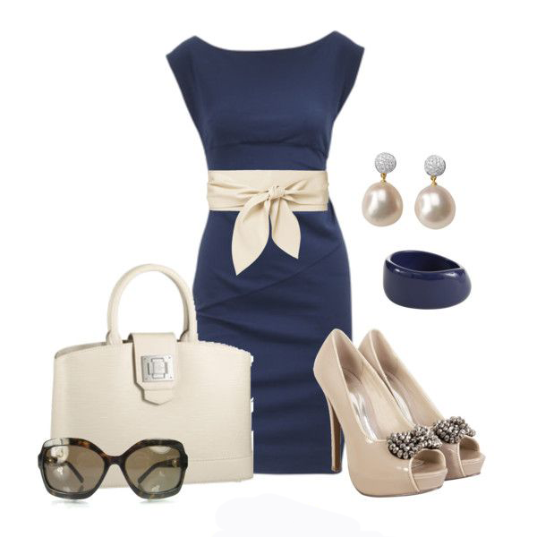 Classic Work Outfit for u, wanna try?