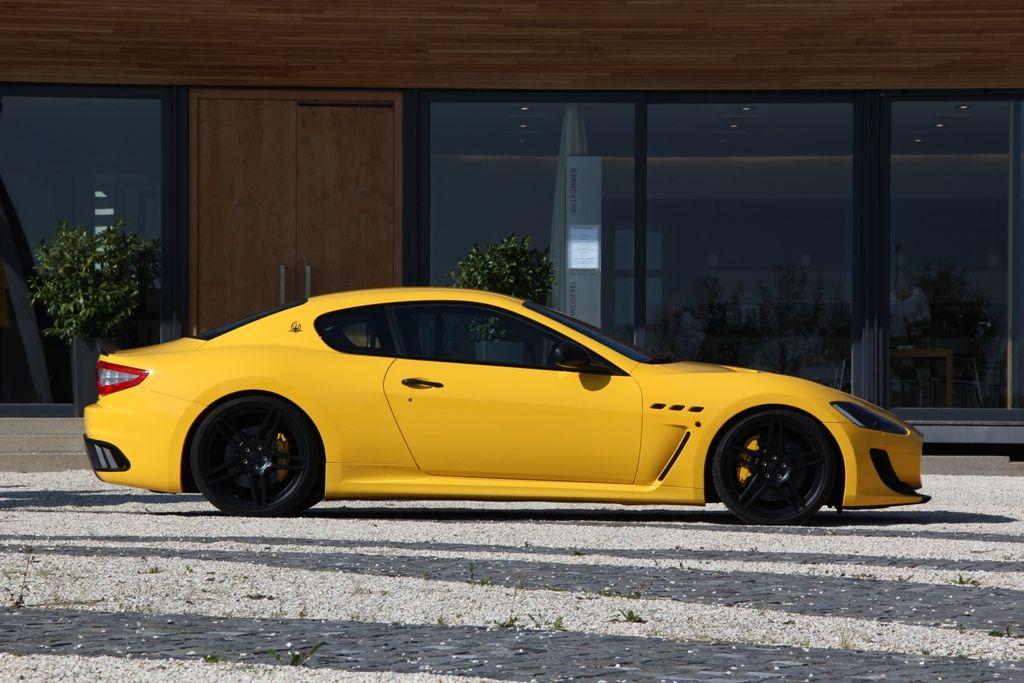 NOVITEC TRIDENTE MCSTRA Pic15 | Maserati granturismo, Maserati and