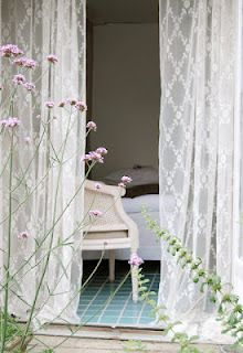 Adore these curtains!