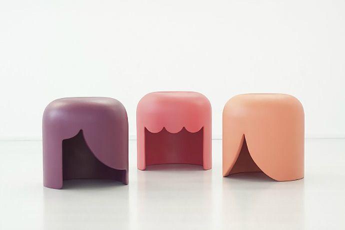 Sgabello bambini ~ Unconventional design for kids giochi e arredamento