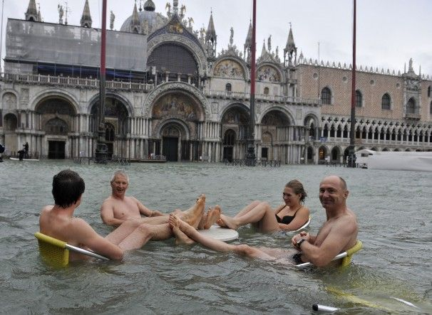 Venice flooding swamps 70 percent of city - Capital Weather Gang - The Washington Post 2012