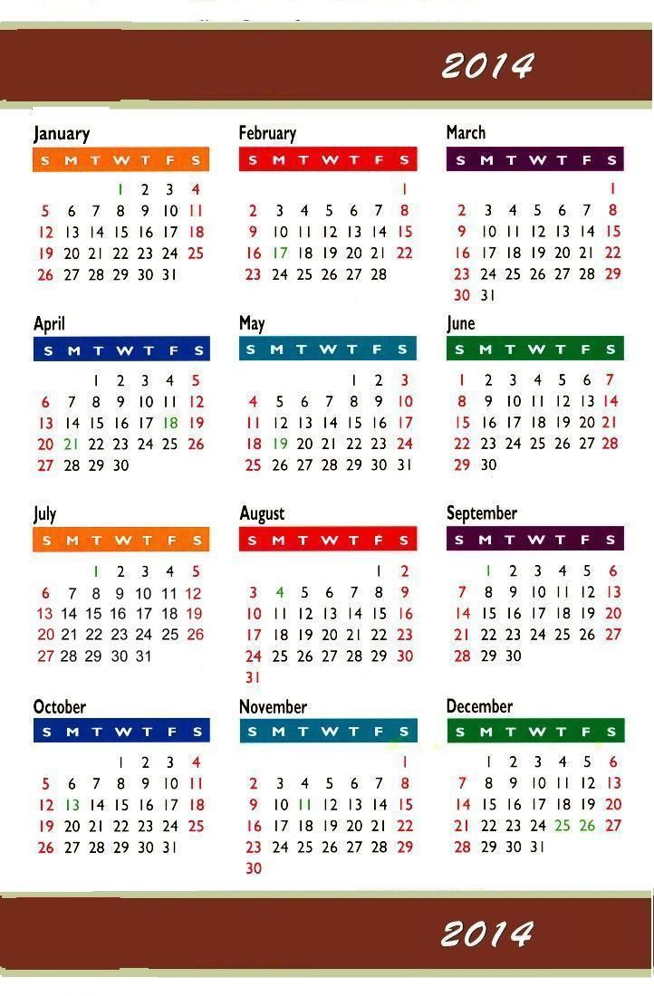 Year Calendar Buy : Calendar only printable yearly icc world